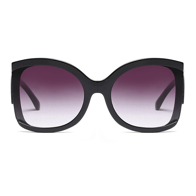 ROYAL GIRL Brand Designer Butterfly Sunglasses for women oversize Retro wrap Sun glasses UV400 Shades ss127 2