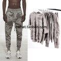 hip hop  oversized  pants men's harem Pants camouflage pants sagging beam men's harem pants