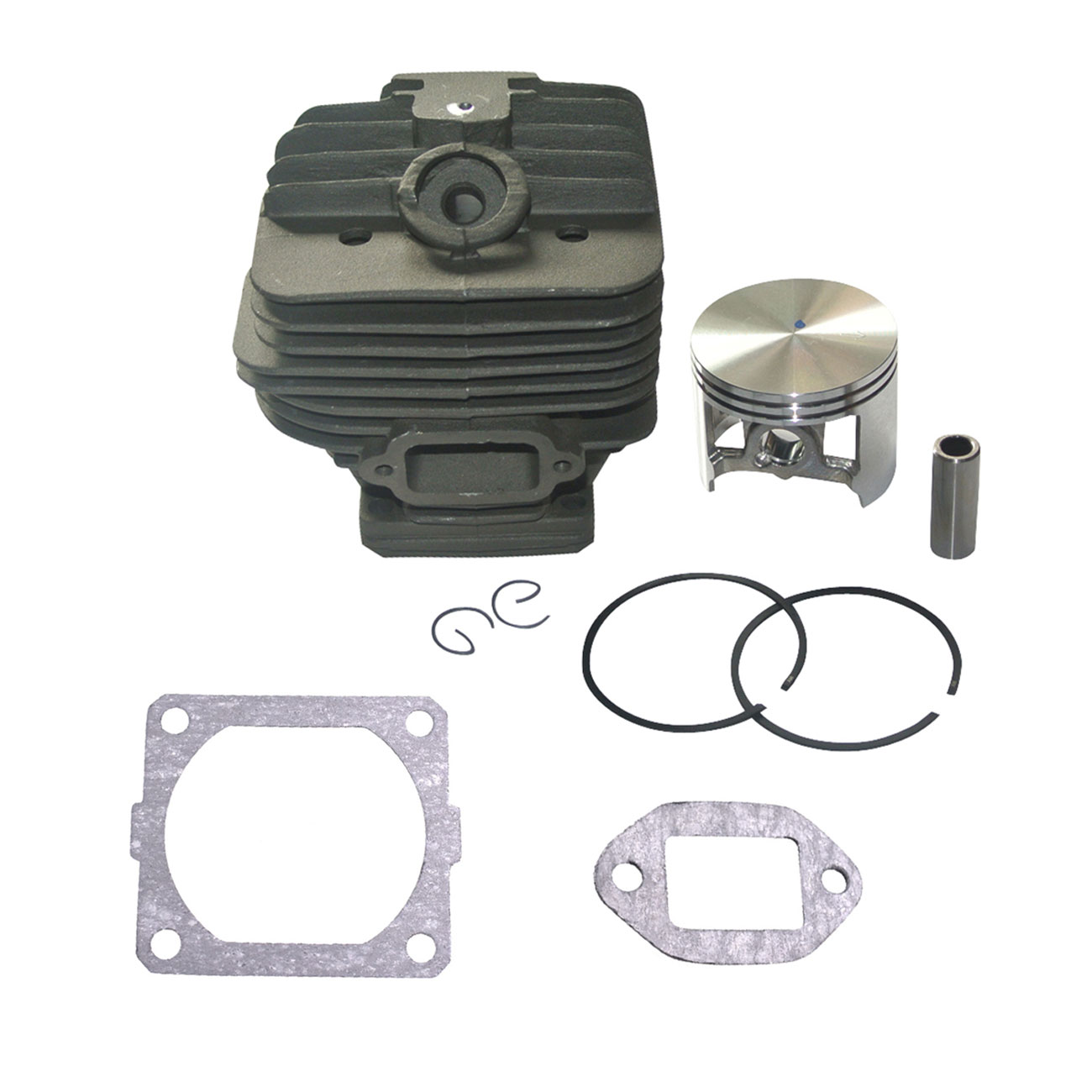 54mm Cylinder Piston Ring Kit For Stihl Chainsaw 066 MS660 kraftool 29400