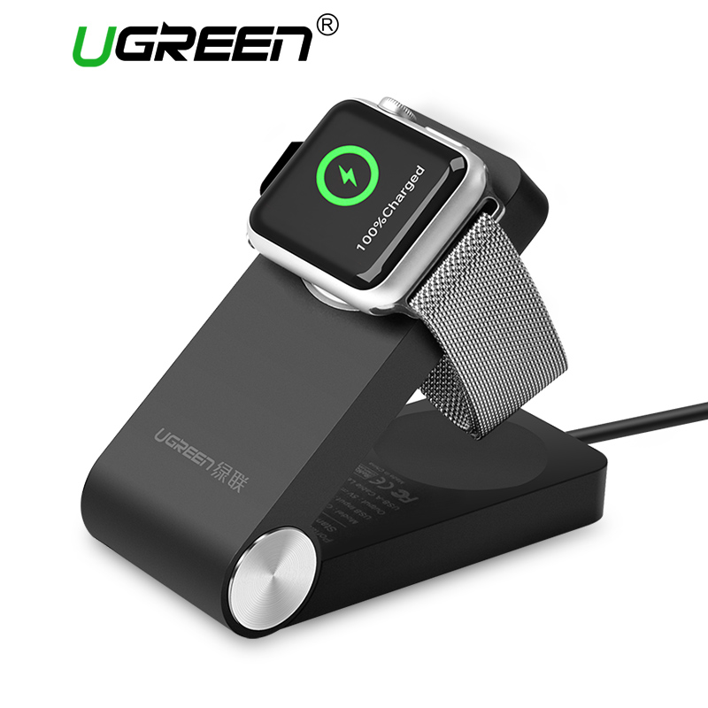 Ugreen MFi Certified Magnetic Charging Dock Holder Foldable Stand charger for Apple Watch 42mm 38mm Charger Holder Universal Зарядное устройство