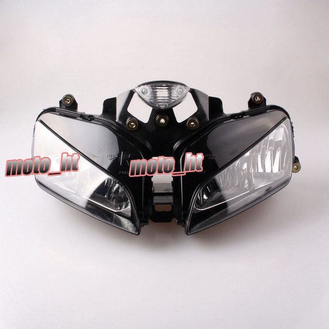Front Headlight For Honda CBR600RR F5 2003 2004 2005 2006 Headlamp font b Lighting b font