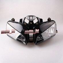 Faro delantero Para Honda CBR600RR F5 2003 2004 2005 2006 Lámpara de Iluminación de los Faros para CBR600