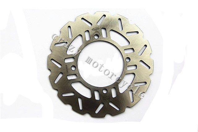 Free shipping motorcycle Brake Disc Rotor fit for Kawasaki Z1000 Z1000ABS 2007-2011 ZZR1400 ZX14R 2006-2007 ZX-14R ABS 2008-2011 free shipping dirt motorcycle front disc brake rotor for kawasaki kl250 super sherpa 1997 2007