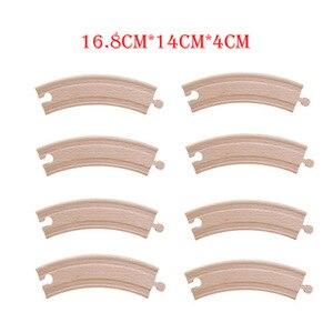 Friends 8pcs/lot 16.8cm Wooden