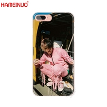 HAMEINUO Lil Peep cell phone Cover case for iphone 6 4 4s 5 5s SE 5c 6 6s 7 plus case for iphone X 8