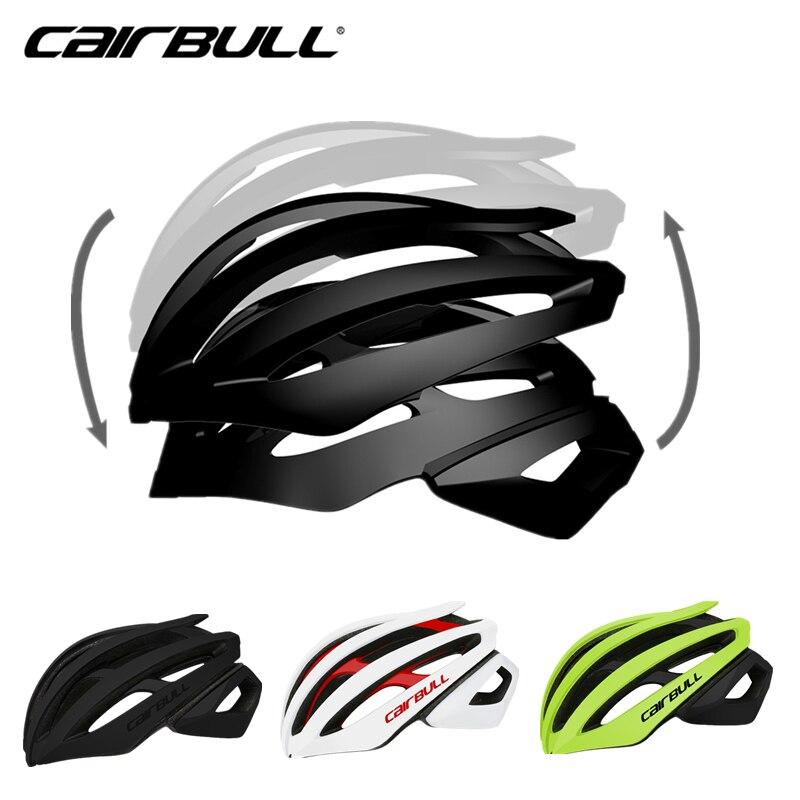 Cairbull ニューロードマウンテンバイク自転車ヘルメット超軽量自転車安全ヘルメット男性女性スポーツ乗馬サイクリングヘルメット Cascos M/ L  グループ上の スポーツ & エンターテイメント からの 自転車用ヘルメット の中 1