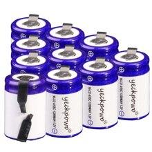 hitachi vb16y. yeckpowo 10 pcs 4/5 sc battery 1200 mah 1.2v nicd 4/5subc hitachi vb16y