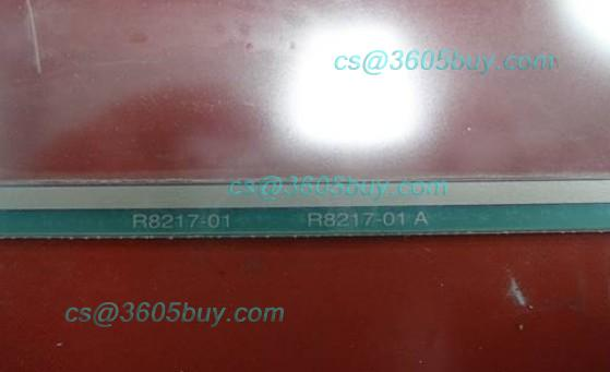 New Touch Screen Touch Board Touch Glass R8217-01 R8217-01A New touch screen touch board touch glass tp 196s5 new