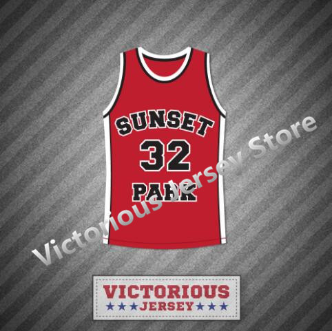 Sports & Entertainment Genteel Minanser Mens Terrence Howard Spaceman 32 Sunset Park Basketball Jersey Stitch Sewn Beautiful In Colour Basketball