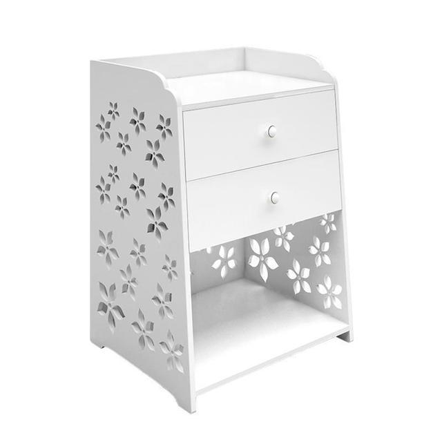 Veladores Mobilya Nachtkastje Cassettiera Legno European Wood Quarto Bedroom Furniture Cabinet Mueble De Dormitorio Nightstand