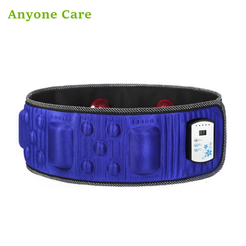 X5 Strong vibration Weight loss belt fat burning powerful thin waist belt type massager slimming belt