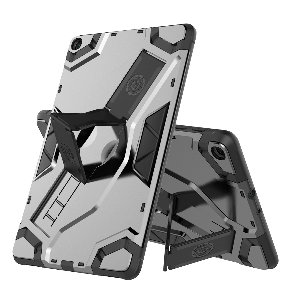 Shockproof <font><b>Case</b></font> For Samsung Galaxy Tab A 10.1 2019 <font><b>SM</b></font> <font><b>T510</b></font> T515 Heavy Duty Silicone Armor Back Cover Tablet Protective <font><b>Case</b></font> image