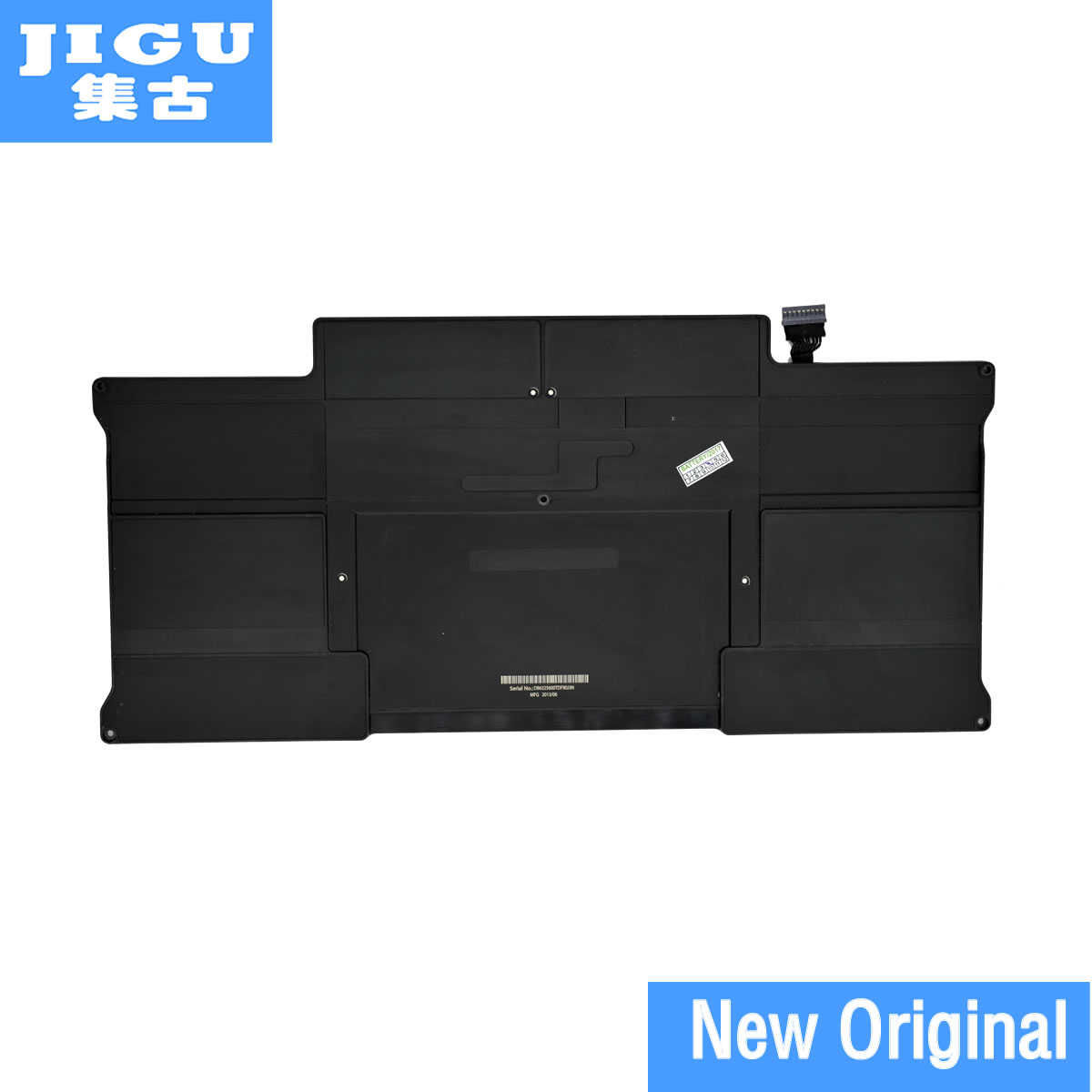 JIGU Brand New Original Genuine Battery A1405 For MacBook Air 13 A1369 Mid 2011 A1466 Mid 2012, equipped with two screwdrivers heart shape non woven invisible disposable nipple covers