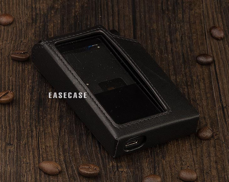 Image 3 - A6 Custom Made Genuine Leather case for HIFIMAN R2R2000-in Phone Pouches from Cellphones & Telecommunications