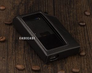 Image 3 - A6 Custom Made Genuine Leather case for HIFIMAN R2R2000