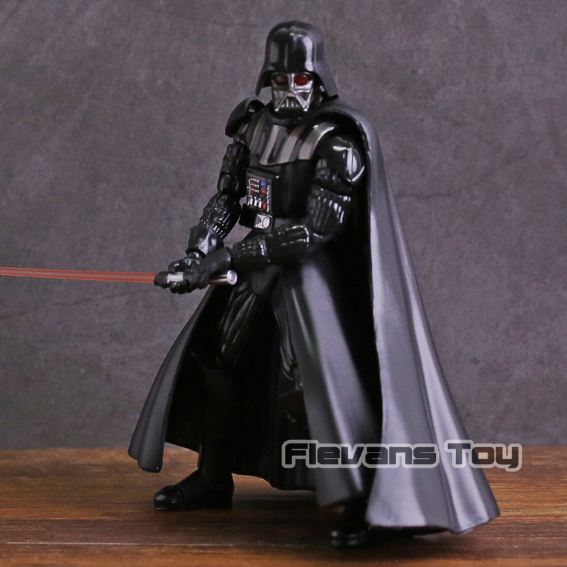 SHF SHFiguarts Star Wars Darth Vader PVC Action Figure Collectible Model Toy star wars story 15cm range trooper darth vader darth maul boba fett pvc action figure toy collectible model doll toys bkx118