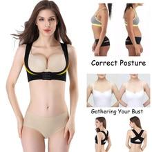 Posture Corrector Shapewear Compression Bra Chest Brace Up Support Tops Shaper Vest  for Women