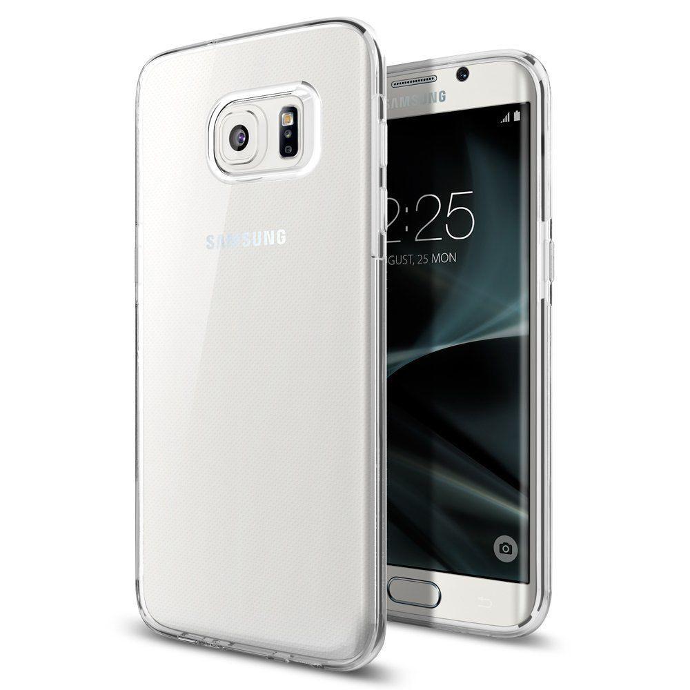 bilder für 100% Original Korea Made Flüssigkeit Kristall Military Grade Tropfen Widerstand Fall für Samsung Galaxy S7/S7 Rand