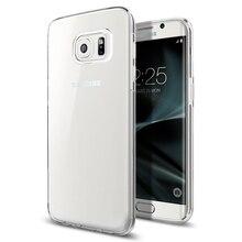 100% Оригинал Корея Жидкокристаллический Военного Класса Падение Случае Сопротивления для Samsung Galaxy S7/S7 Края