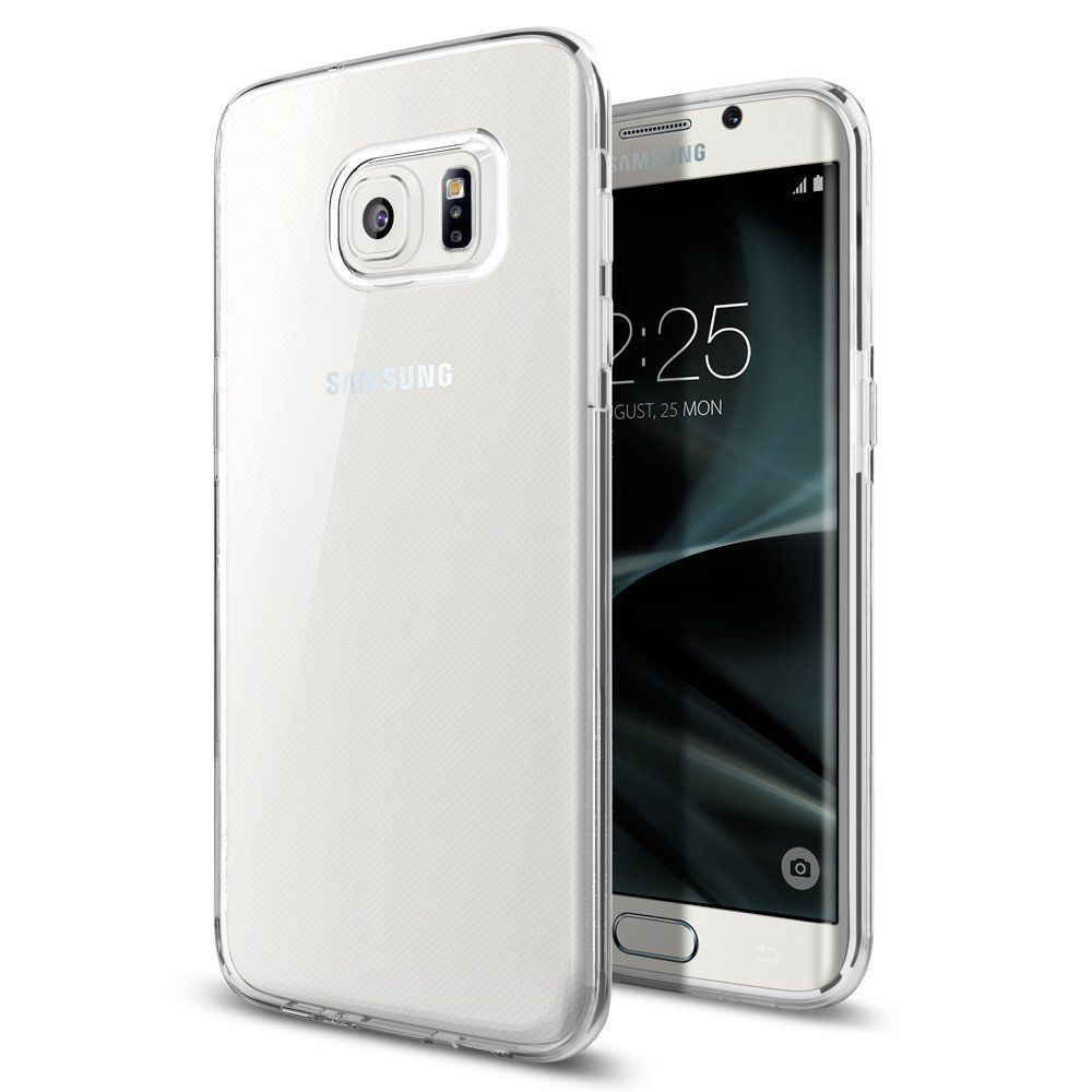 imágenes para 100% Original de Corea Hizo de Cristal Líquido de Grado Militar La Caja de Resistencia para Samsung Galaxy S7/S7 Borde