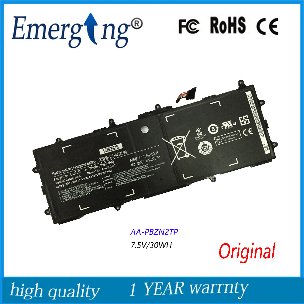 New Original Laptop Battery for Samsung Chromebook XE303C12 XE500T1C NP910S3G NP905S3G NP915S3G AA-PBZN2TP ...