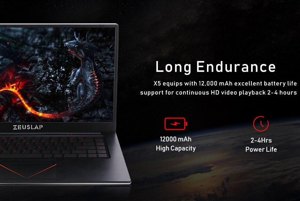 X5-i5 4GB RAM 8