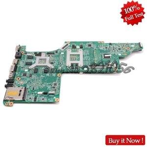 Image 2 - NOKOTION メインボードのための hp pavilion dv6 dv6 3000 ノートパソコンのマザーボード 630279 001 DA0LX6MB6H1 HM55 HD5650 DDR3 送料 cpu