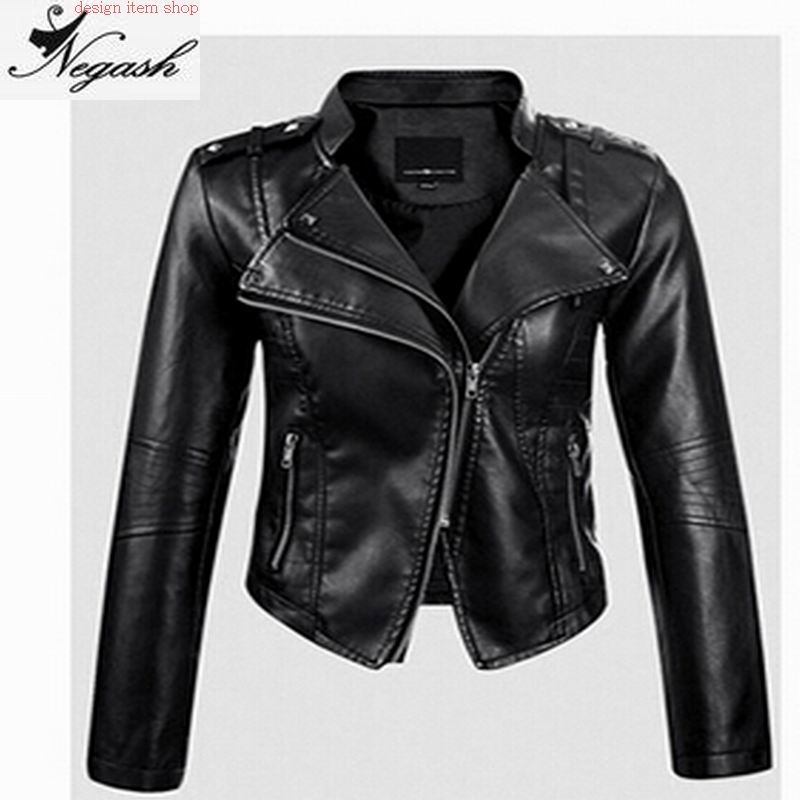 Ladies Fitted Leather Jacket Promotion-Shop for Promotional Ladies ...