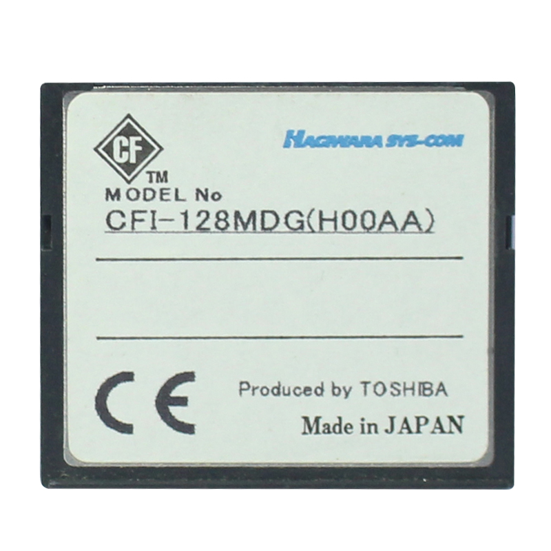 Original 128MB Compact Flash Card Memory Card CF CARD CFI-128MDG(H00AA) Wholesale Memory Card Compact Flash For Digital Camera