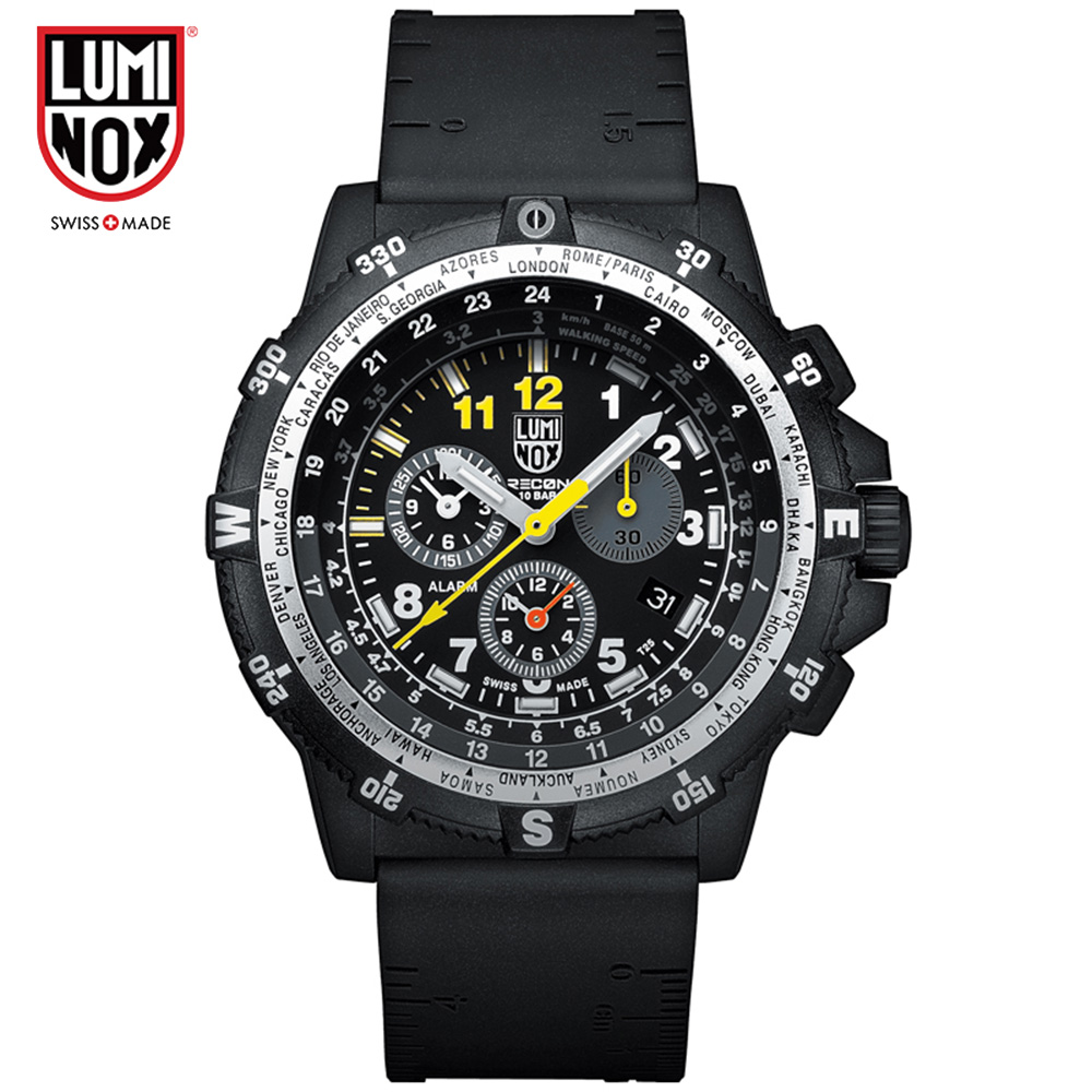Luminox A.8841.KM.SET XL.8841.KM.SET The Land series of quartz