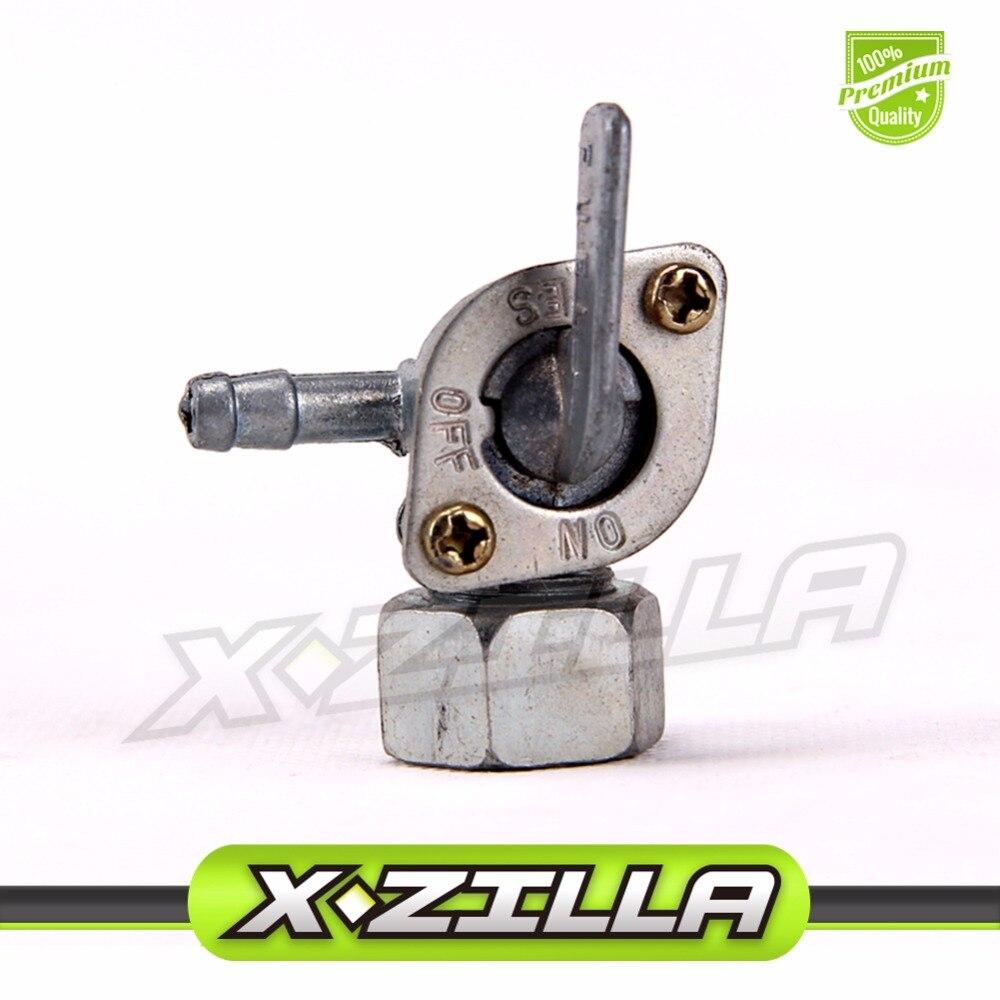 Motorrad-zubehör & Teile Motorrad Pit Dirt Quad Motorrad Kraftstoff Tank Ventil In-linie Auf-off Schalter