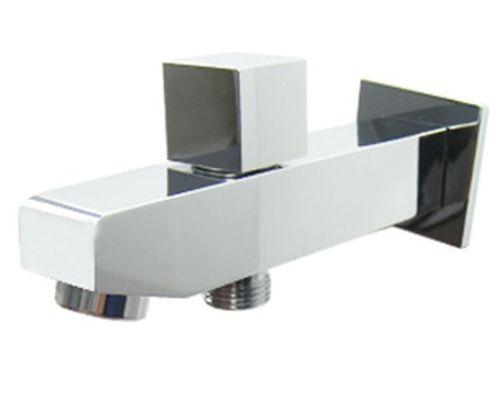 Brass Faucet Spout Filler Chrome Bathtub Shower Mixer Tub Spout With Diverter jieni wall mounted brass faucet spout filler diverter chrome bathtub shower faucet ceramics bathroom sink faucet mixer taps