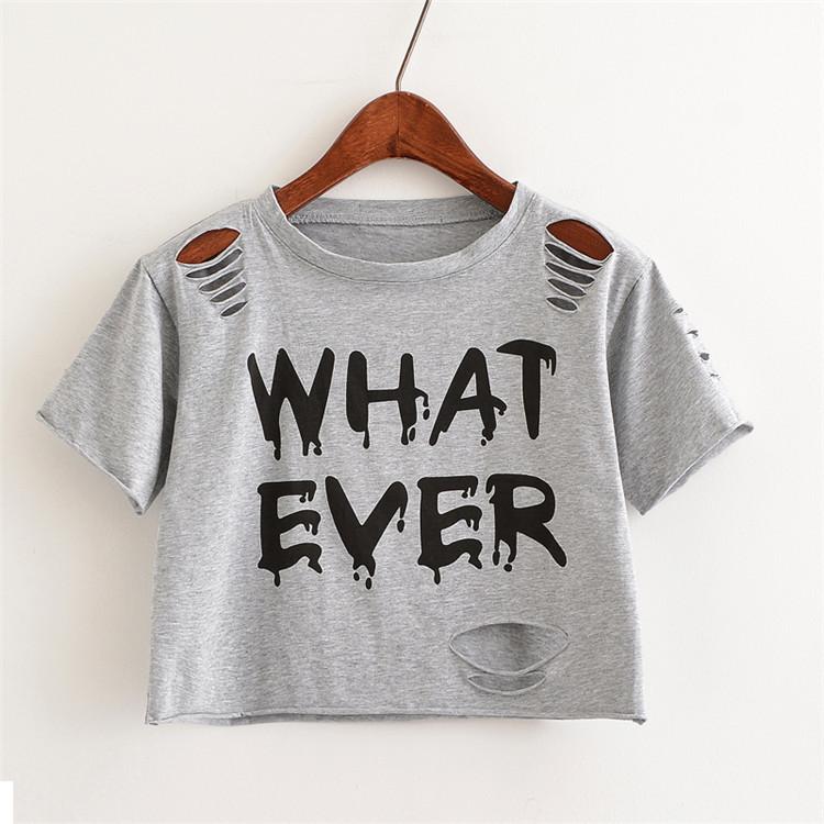 2017 Marka cotton lato nowa Europejska i Amerykańska wiatr krótkim rękawem O kołnierz koszula drukowane krótki t shirt kobiety 5