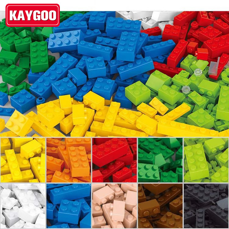 KAYGOO Building Blocks City 415pcs DIY Creative Bricks Toys for Children Educational Bricks Kids Toys издательство робинс сказочная азбука