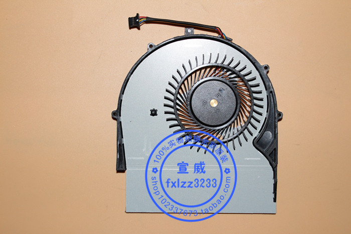 Emacro for FCN DFS561405PL0T FFY3 023.1000Z.0001 Server Cooling Fan DC 5V 0.5A 4-wire free shipping emacro arx fs1250 a1042a dc 12v 0 19a 2 wire 2 pin connector 70mm server round cooling fan