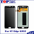 100% Tested for Samsung Galaxy S7 Edge G935 G935F G935A G935FD G935P LCD Display Touch Screen Digitizer Assembly with Free Tools