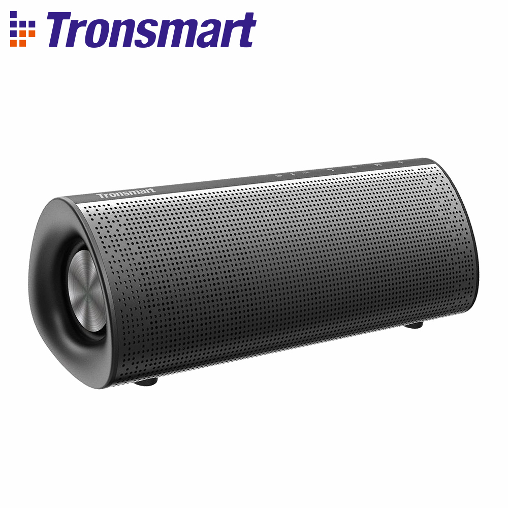 Tronsmart Element Pixie Bluetooth Speaker TWS Super Bass Portable Subwoofer Speaker Double Passive Bluetooth Wireless Speaker lker lks1 portable bluetooth v4 0 speaker