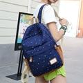 Новинка 2015  женский рюкзак с принтом  школьный рюкзак  Холщовый Рюкзак 0056