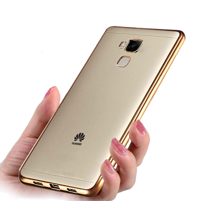 A5 Ultra Thin Rose Gold Case For Huawei Gr5 Kii L21 L22