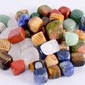 230 г смешанный тонущий камень, натуральный камень и кварцевый шарик, чакры, исцеляющий фонтан, Декор, кристаллический драгоценный камень, не...