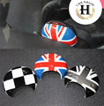 For Mini Cooper Tachometer Cover Classic Union Jack Checker Interior Accessories for R55 R56 R57 R58 R59 R60 Clubman Countryman