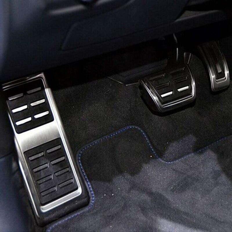 Skoda Octavia A7 Volkswagen VW Golf 7 MK7 GTI Rapid Car Pedal Foot - Ավտոմեքենայի ներքին պարագաներ - Լուսանկար 2