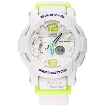 Casio watch tide three-dimensional electronic sports female watch BGA-180-1B BGA-180-2B BGA-180-2B2 BGA-180-3B BGA-180-4B