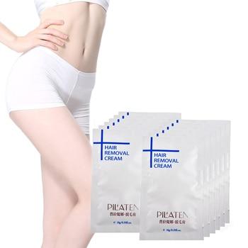 Hair Removal Cream For Armpit Legs Painless Depilatory skin care Depilation 10pcs PILATEN
