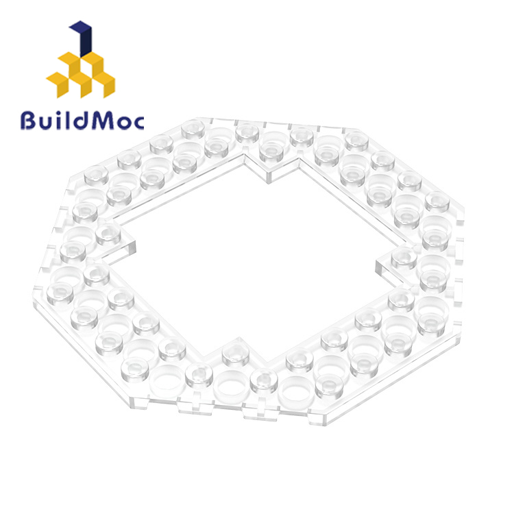 BuildMOC Compatible Toys Children 6063 For Building Blocks Parts DIY LOGO Educational Creative Gift Toys