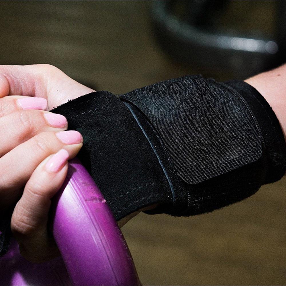 1 пара нескользящие перчатки для тренировки перчатки для занятий тяжелой атлетикой перчатки для спортзала с поддержкой запястья для поперечного тренировочный костюм-устойчивые перчатки