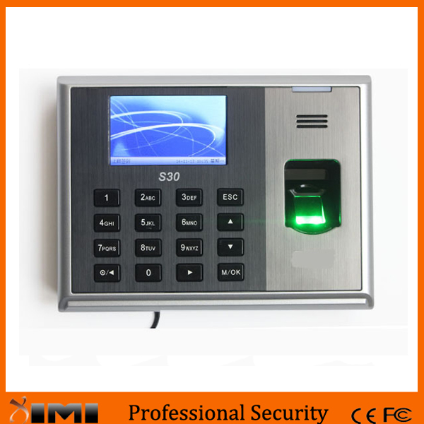 Linux system 125khz rfid card time attendance system smart