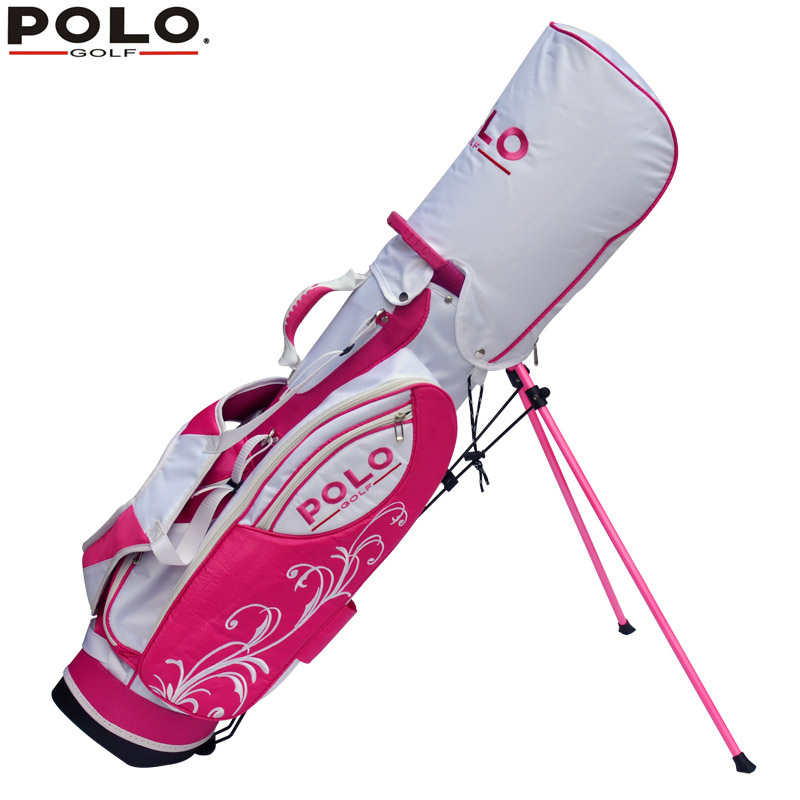 2.3kg Light Polo New Golf Waterproof Support Package Youth Ball Cart Bag Golf Rack Bag Can Be Installed 11-13 Club Most Portable high quality authentic famous polo golf double clothing bag men travel golf shoes bag custom handbag large capacity45 26 34 cm