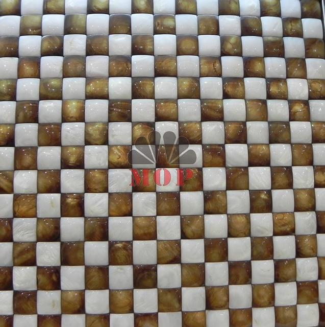 Aliexpress.com : Buy Factory direct sale freshwater shell mosaic ...