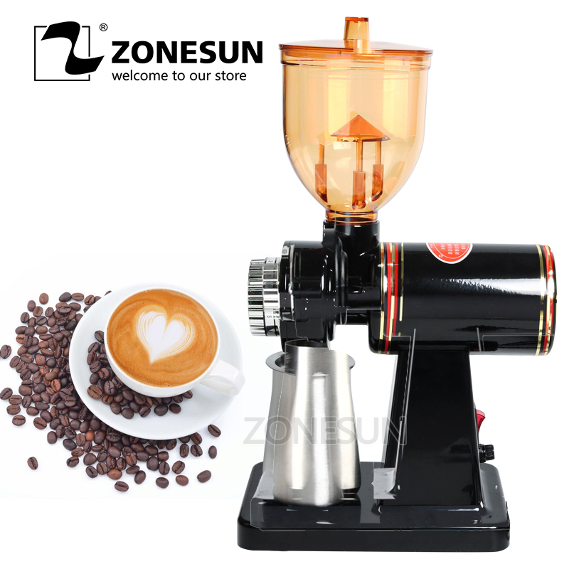 ZONESUN 2017 New arrival household, Electric Coffee Grinder Machine, millling grinder Home Coffee Bean GrinderZONESUN 2017 New arrival household, Electric Coffee Grinder Machine, millling grinder Home Coffee Bean Grinder